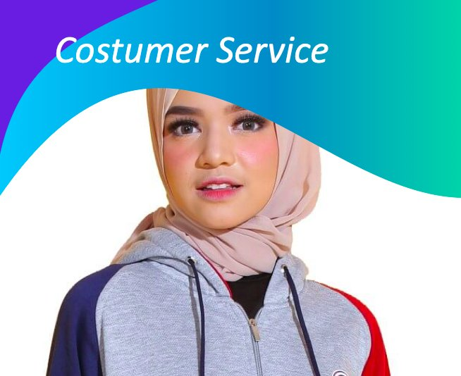 Lowongan Costumer Service